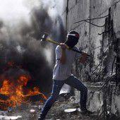 Israel versinkt in Gewalt