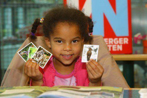 Eine erfolgreiche Tauschbörse für die fünfjährige Martha aus Mäder.