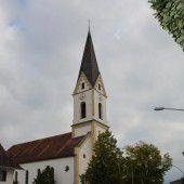 Lauteracher Pfarrkirche wird umgebaut