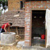 Aus Viehmist wird in Nepal Biogasenergie