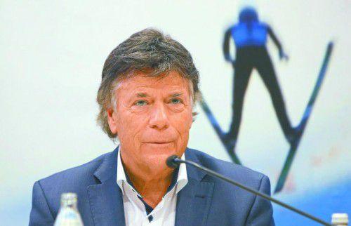 Erbost über Rechnungshofbericht: Peter Schröcksnadel.