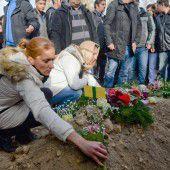 Trauerfeier für Mohamed