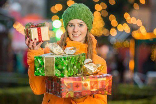 Etwas mehr darf es heuer sein. Österreicher geben heuer um 1,7 Prozent mehr für Geschenke aus.