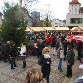 Adventmarkt im Vorkloster