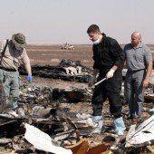 Tiefe Trauer nach dem Airbus-Absturz am Sinai