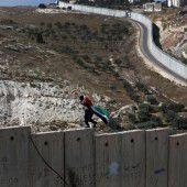 Stiller Protest gegen ein ungerecht aufgeteiltes Israel
