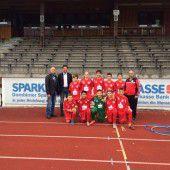 Neue Dressen für FC-Dornbirn-Nachwuchs