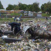 Überladenes Frachtflugzeug abgestürzt: 36 Tote im Südsudan