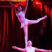 Zirkus Royal präsentiert die neue Show