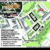 32 Millionen Euro für die städtische Entwicklung