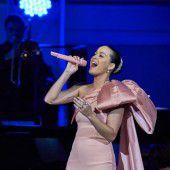 Katy Perry ist bestverdienende Musikerin