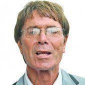 Cliff Richard erneut verhört