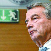 Rücktritt von Niersbach