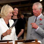 Charles und Camilla bereisen Australien