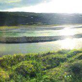 Zu Fuß durch die nordische Wildnis