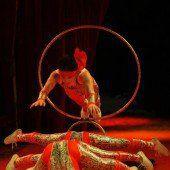 Zirkus mit Spaß & Artistik