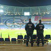 Terroralarm vor Länderspiel Deutschland gegen Niederlande
