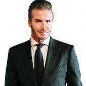 Keiner ist so sexy wie David Beckham