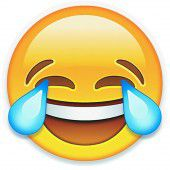 Freudentränen-Emoji zum Wort des Jahres gekürt