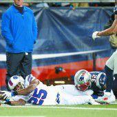 Patriots siegten zum zehnten Mal