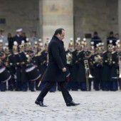 Frankreich trauert um die Terroropfer