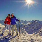 Die Berge rufen: Ab auf die Piste in den Schnee