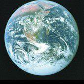 Sinnbild für die Verletzlichkeit der Erde