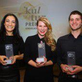 Michaela Bilgeri mit Kulturpreis Vorarlberg geehrt