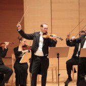 Musiker der Philharmoniker umjubelt