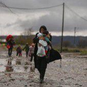 Flüchtlingszahl nimmt deutlich ab