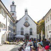 Gäste wurden in Feldkirch zu Gastgebern