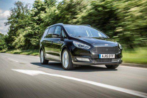 Ford Galaxy: Im Zuge der Modellerneuerung kam eine Option auf Allradantrieb hinzu.