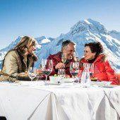 Arlberger starten mit viel Genuss in die Skisaison