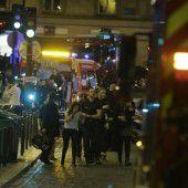 Paris: Tote nach Anschlägen, Geiselnahme in Konzerthalle