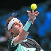 Nadal war gegen Murray der Chef auf dem Platz