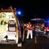Alkoholisierter Mann tobt im Rettungswagen