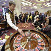 Russland hat wieder Kasino
