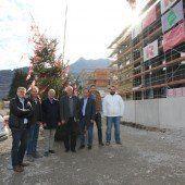 Meilenstein für neuen Wohnraum in Vandans