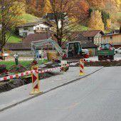 Bushaltestelle in Schruns wird sicherer
