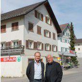 Wohnanlage mit Dorfladen in Doren