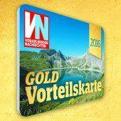 Neue Leser werben und Goldkarte bekommen