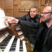 Orgelfest für Wagnerianer