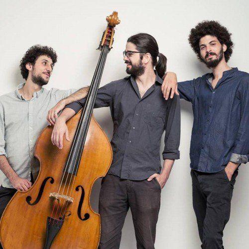Junges Trio aus New York und Israel.
