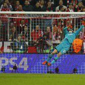 Bayern-Gala gegen Arsenal
