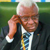 Diack tritt aus dem IOC zurück