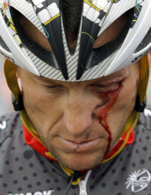 Lance Armstrong sorgte für den größten Skandal im Radsport.