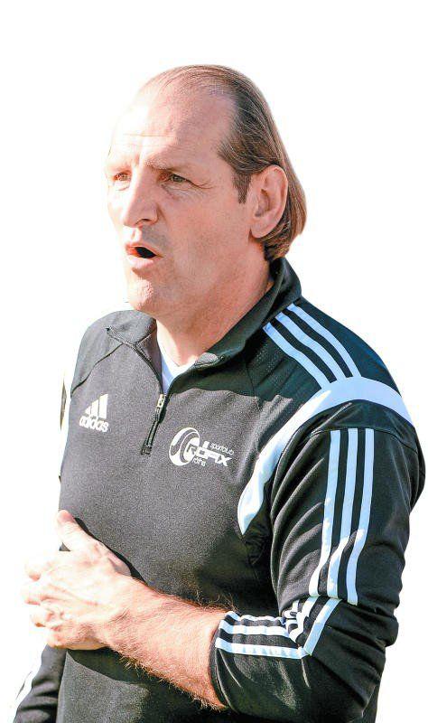 """Letztes Spiel für Ralph """"Jeff"""" Geiger als Röthis-Trainer."""