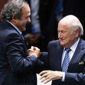 Blattini drohen nun im FIFA-Skandal Sanktionen