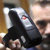 Fußfessel, Hausarrest und mehr Überwachung