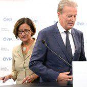 ÖVP will die Überwachung verstärken